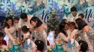 Sunny Leone-Daniel Weber's Frozen-Themed Party For Daughter Nisha's 4th Birthday is Goals