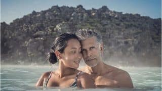 Ankita Konwar-Milind Soman's Sizzling Picture in Hot Spring And Love Advice Will Brush Aside Your Mid-Week Blues