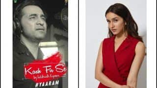 Shraddha Kapoor 'Brought to Tears-Had Goosebumps' on Hearing Brother Siddhanth Kapoor Sing 'Kash Fir Se', Shares His Debut Song From Yaaram