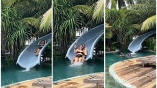 Sonam Kapoor-Anand Ahuja's Romantic Pool Fun in Maldives Will Set You Craving For Similar Exotic Getaway