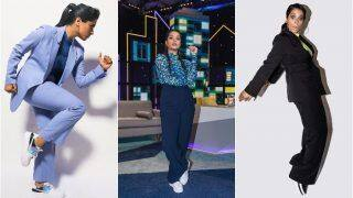 Lilly Singh Flaunting 'This Week's Vibes' on 'Late With Lilly' Will Instantly Make You Amp up Your Sneaker Game!