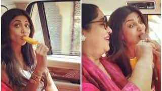 Shilpa Shetty's Sunday Binge Video Will Surely Amp Your Nostagia of Childhood Days