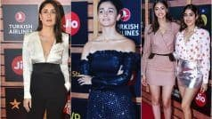 MAMI 2019: See Latest Pictures of Kareena-Alia Nail Jumpsuit Look, Ananya-Janhvi Rock in Dresses