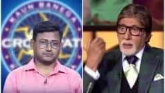 KBC 11 October 16 Episode LIVE Written Updates: This Rs 7 Crore Question Made Gautam Kumar Jha Quit. Do You Know The Answer?