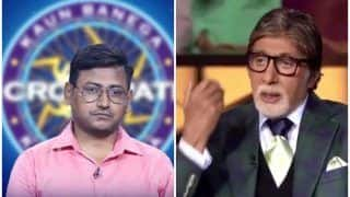 KBC 11 October 16 Episode Written Updates: This Rs 7 Crore Question Made Gautam Kumar Jha Quit. Do You Know The Answer?