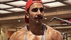 Ranveer is Here to Rob Off Your Sleep Tonight And His Jaw-Dropping Bulky Picture From Gym is Proof!
