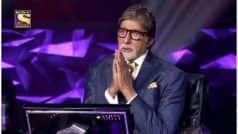 KBC 11 Oct 07 Episode Highlights: UP Govt School Teacher Akhilesh Kumar Ambesh Graces Hotseat
