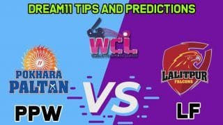 PPW vs LF Dream11 Team Prediction: Captain and Vice Captain For Today Match 9, Womens Champions League T20 2019  Between Pokhara Paltan vs Lalitpur Falcons at Kritipur 11:15 PM IST  October 21