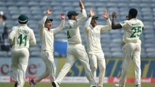 2nd Test: Agarwal, Pujara See Off South Africa's New-Ball Threat