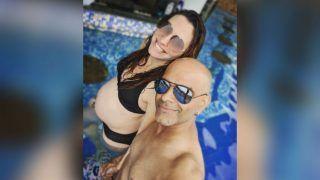 Raghu Ram's Wife Natalie Di Luccio Flaunts Baby Bump in Black Bikini as Couple Poses For a Stylish Babymoon Photo