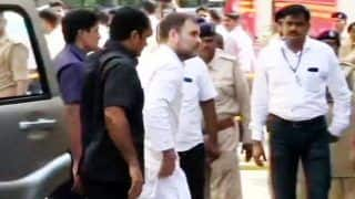 Rahul Gandhi Appears Before Surat Court, Pleads Not Guilty in Defamation Case