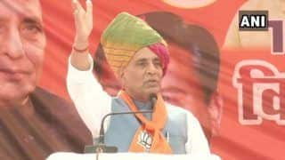 Haryana Assembly Election 2019: If You Don't Write 'OM', What Else do You Write, Asks Rajnath