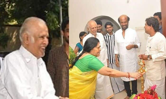 Rajinikanth gifted a 3BHK House to Film Producer, who introduced him to the industry
