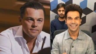 Here's How Gujarati Businessman Rajkummar Rao Sells a Pen to Leonardo DiCaprio- Watch Video