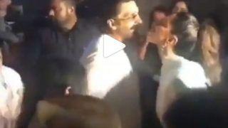 VIDEO:  'नशे से चढ़ गई' सॉन्ग पर दीपिका-रणवीर ने किया रोमांटिक डांस