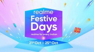 Realme Festive Days Sale का आज आखिरी दिन: Realme स्मार्टफोन 2 साल वॉरंटी के साथ खरीदें