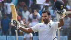 Maiden Double Proof of Rohit   s Insatiable Hunger: Laxman
