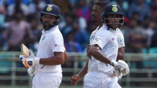 1st Test: Fifty for Rohit in First Innings As Opener, India Start Strong Against South Africa