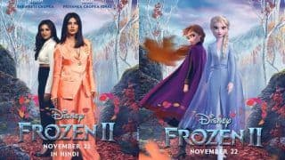 Chopra Sisters Priyanka And Parineeti to Lend Their Voices For Elsa and Anna in Disney's Frozen 2 Hindi