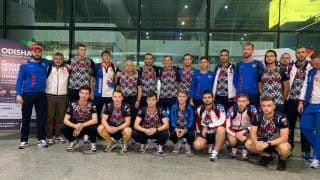 Russia Still a Developing Country in Hockey: Captain Denis Shchipachev