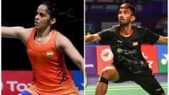 Denmark Open Badminton 2019 Day 2 Live Score: Saina Nehwal, Kidambi Srikanth Set to Open Their Campaigns