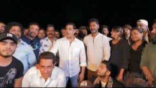 Salman Khan Gets Emotional as he Wraps The Shooting of Dabangg 3, Shares Emotional Message For Late Vinod Khanna- Watch Video