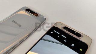 8 हजार रुपये सस्ता हुआ Samsung Galaxy A80 स्मार्टफोन, रोटेटिंग कैमरा है इसकी खासियत
