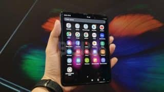 Samsung Galaxy Fold to go on sale again on October 11 at 12PM