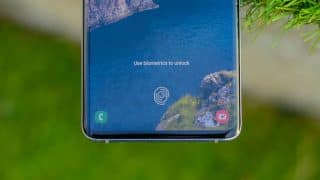 Samsung Galaxy S10 fingerprint recognition issue reportedly fixed, new software update now rolling out