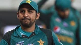 Want to Make my Comeback Memorable, Says Sarfaraz Ahmed