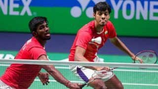 French Open 2019: Satwiksairaj Rankireddy-Chirag Shetty Lose in Men's Doubles Final