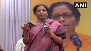 We Just Can't Damn It Now,    Says Nirmala Sitharaman Admitting Flaws in GST