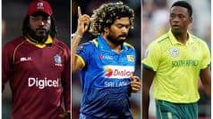 No Takers For Gayle, Malinga, Rabada At The Hundred Draft