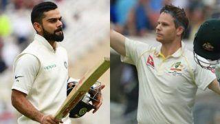 ICC Test Ranking: दोहरे शतक के बाद विराट की बड़ी छलांग, स्मिथ भी...