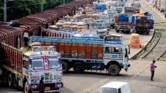 आश्वासन के बाद ट्रांसपोर्टरों ने हड़ताल ली वापस, बहाल हुआ जम्मू पठानकोट राजमार्ग