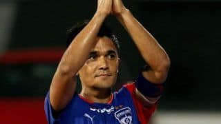 My Leadership Role Has Been Underlined More Emphatically at Bengaluru FC: Sunil Chhetri