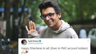 Sunil Grover Criticised For Mocking PMC Bank Customers in His 'Happy Dhanteras Tweet', Deletes Post Later