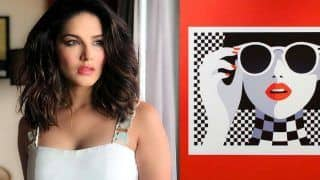 Diet Sabya Slams Sunny Leone For Copying Someone Else's Painting, Actor Defends Herself