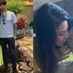 Sunny Leone's Passionate Lip Kiss With Husband Daniel Weber on His Birthday Will Melt Your Heart