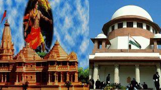 अयोध्या विवादः मुस्लिम पक्षकारों ने लगाया आरोप, कहा- हिंदू पक्ष से नहीं किए जा रहे सवाल