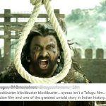 Sye Raa Narasimha Reddy Twitter Review: Chiranjeevi's Costume Drama Declared 'Blockbuster' Already