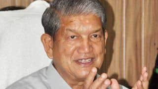 Former Uttarakhand CM Harish Rawat Admitted to Hospital After Complaining of Chest Pain