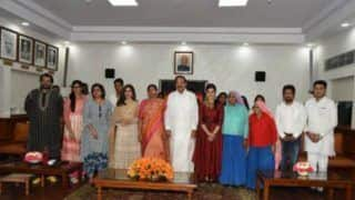 Taapsee Pannu And Bhumi Pednekar Thank Vice President Venkaiah Naidu For Appreciating Saand Ki Aankh