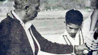 When a Young Sachin Tendulkar Was Turned Down in Selection Trials