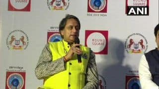 Our Stand on Kashmir Same as BJP's: Shashi Tharoor Dismisses Allegations of 'Benefitting' Pakistan