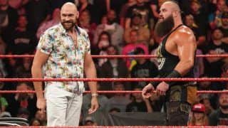 WWE Raw Results, Highlights, Recap: Seth Rollins Gets Back at The Fiend Bray Wyatt; New Tag Team Champions; Tyson Fury signs contract