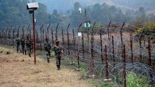 Army Jawan Martyred As Pakistan Violates Ceasefire in Jammu and Kashmir's Baramulla