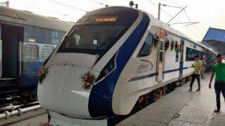 Amit Shah Flags Off Delhi-Katra Vande Bharat Express, Services to Begin on Oct 5