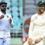 India vs South Africa 2019 3rd Test Match Highlights: Rohit's Hundred, Rahane's Fifty Give India Honours on Day 1 vs South Africa
