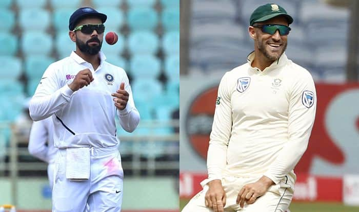 Ind 2243 Vs South Africa India Vs South Africa 3rd Test
